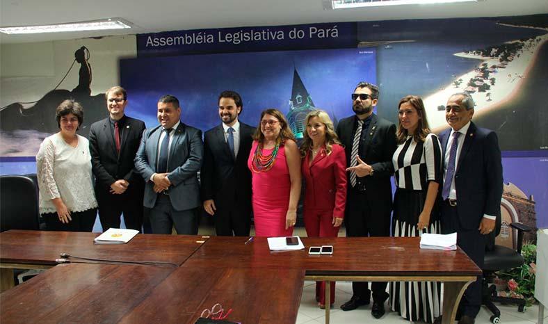 Alepa instala Comissão Parlamentar de Barragens