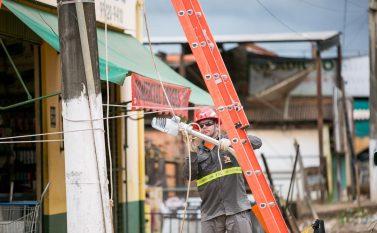 Curionópolis terá iluminação de LED em toda a cidade a custo zero