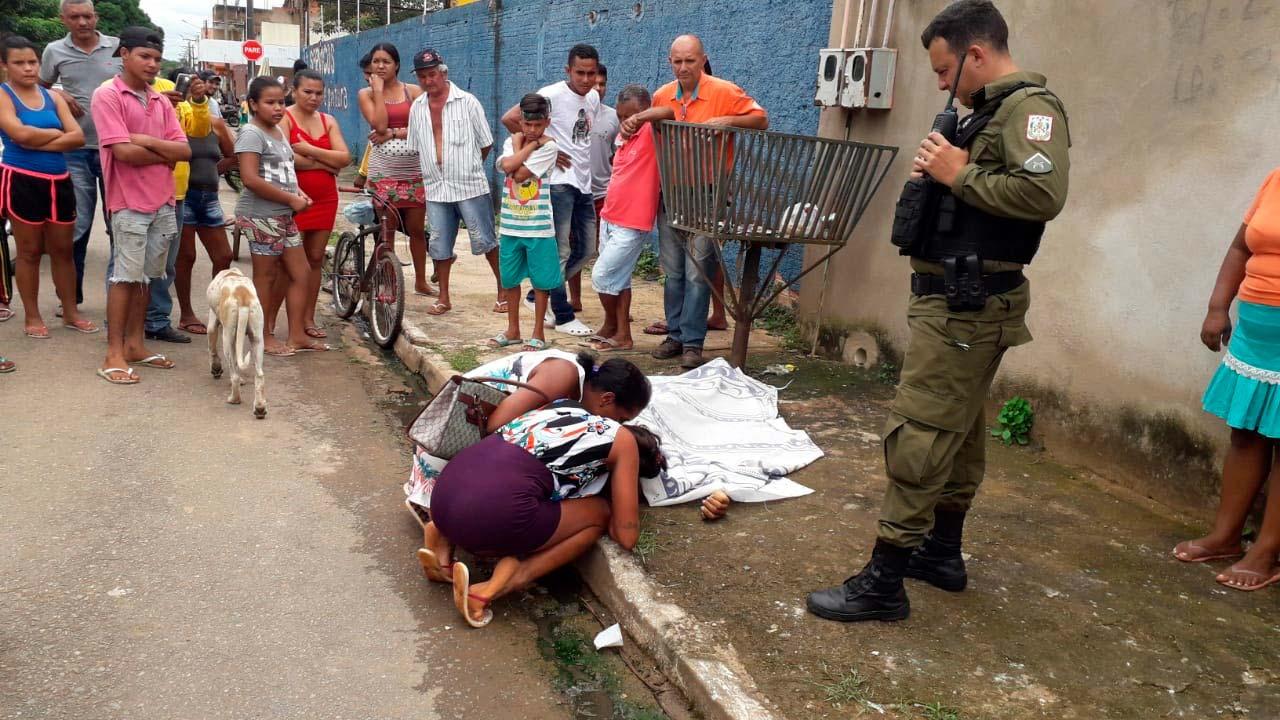 Jovem de 18 anos executado a tiros em Parauapebas