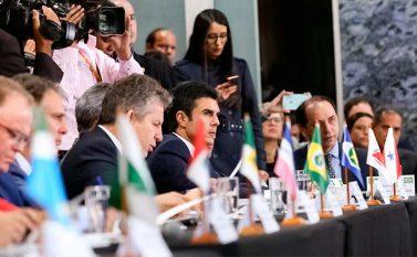 Pará participa de Fórum Nacional de Governadores, em Brasília