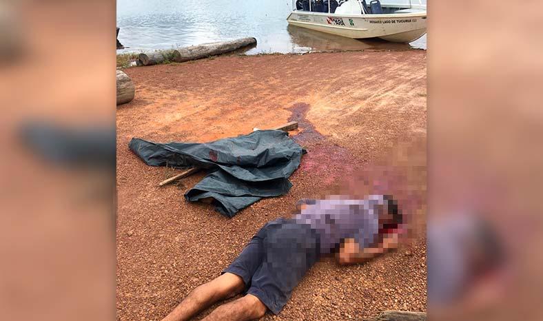 Pescador assassinado com três tiros em Goianésia do Pará