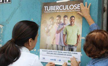 Postos promovem ação de combate à tuberculose em Canaã