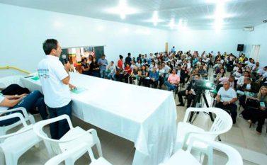Saúde e Democracia pautam 10ª Conferência Municipal em Canaã