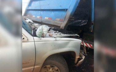 Trabalhador morre após ser atingido por uma caminhonete na PA-287