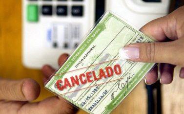 TRE publica edital para cancelamento de títulos eleitorais