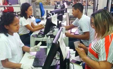 Central de Atendimento do TRE abriu no domingo em Redenção