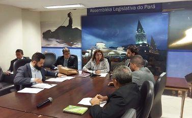 Comissão de Barragens da Alepa vai a Canaã