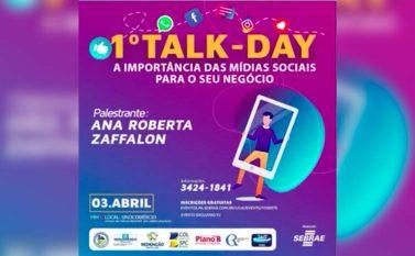 Sebrae vai realizar primeiro Talk-Day em Redenção