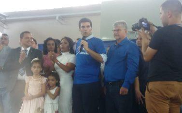 Governador inaugura escola estadual em Redenção