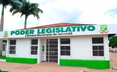 Posse de eleitos de Jacundá acontece na Câmara Municipal, em cerimônia restrita