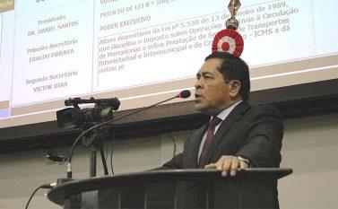 Deputado alerta para ameaça de despejo de 212 famílias em Eldorado