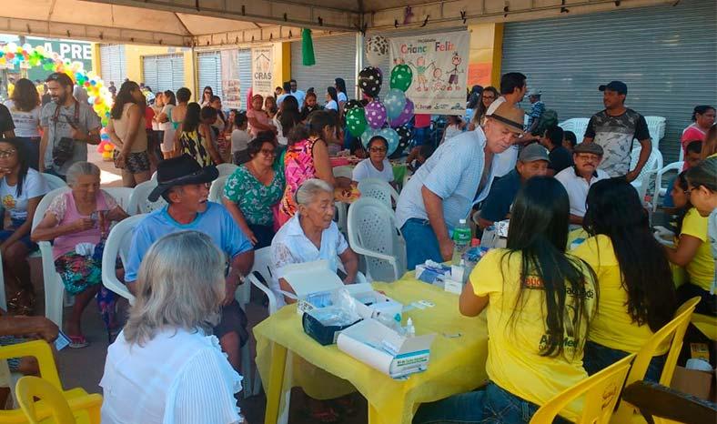 Dia do Agricultor é comemorado em Jacundá