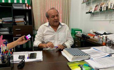 Tião Miranda vai se filiar ao PSD
