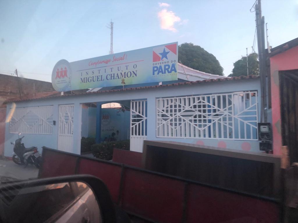 """Prefeito de Curionópolis libera reinauguração do Instituto """"Miguel Chamon"""""""