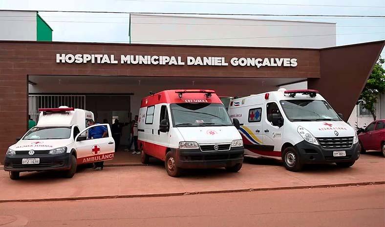 Prefeitura de Canaã credencia quatro empresas para prestar serviços de saúde