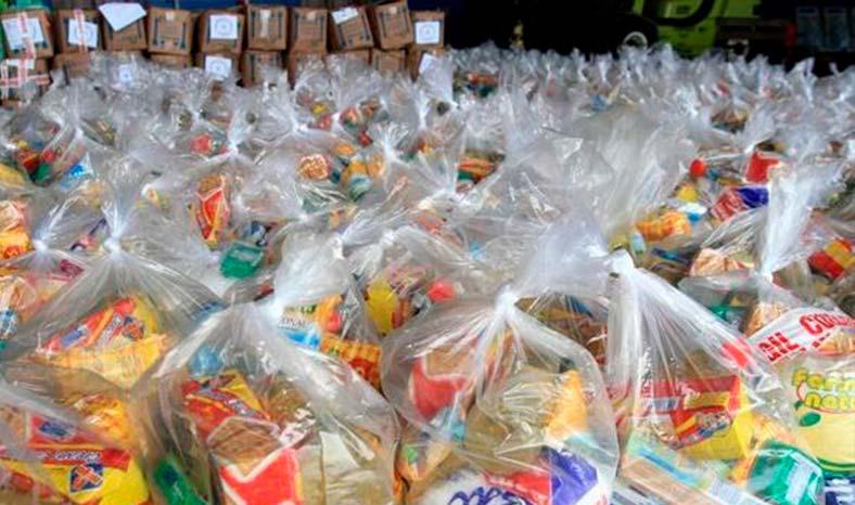 Prefeitura de Canaã vai distribuir cestas básicas à população carente
