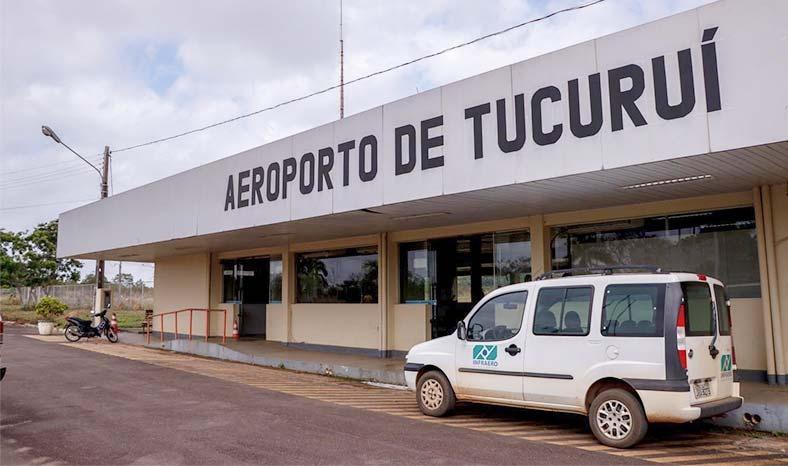 Prefeitura de Tucuruí vai reformar prédio e recuperar pista de aeroporto local