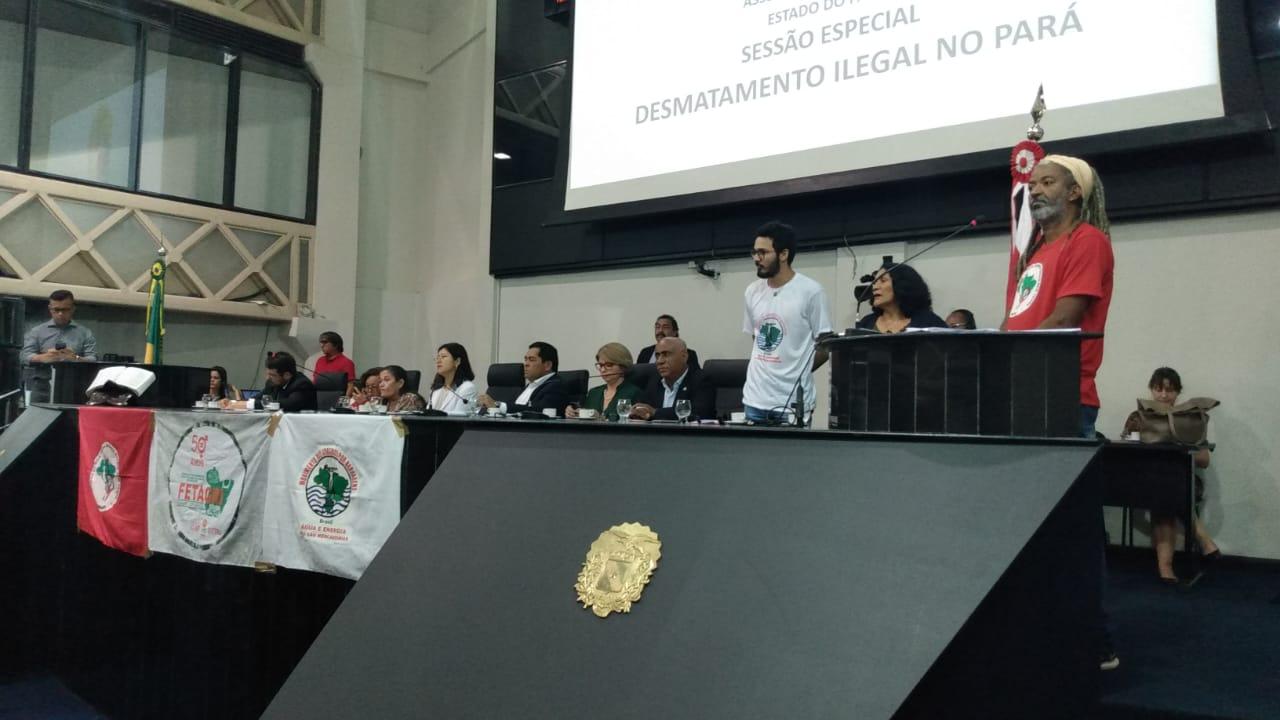 Exclusivo: MST avisa que haverá confronto em despejo de famílias em Eldorado