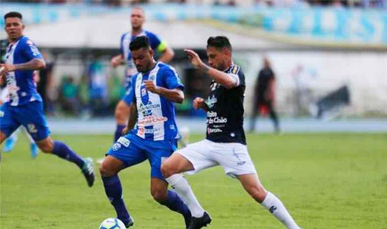 Re-Pa termina sem gols no primeiro jogo da semifinal da Copa Verde