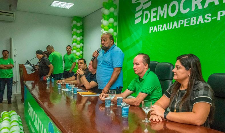 Democratas já tem um nome para concorrer à Prefeitura de Parauapebas em 2020