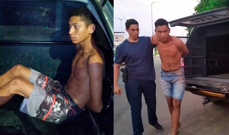 PM prende matadores de jovem logo após o crime, em Parauapebas