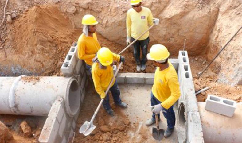 Parauapebas e Marabá batem recorde de emprego na construção civil