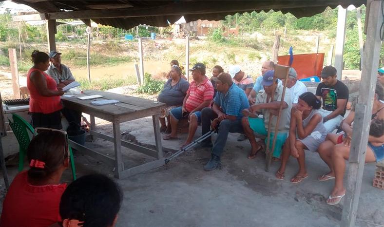Prefeitura de Jacundá não cumpre com agricultores e plantio fica comprometido