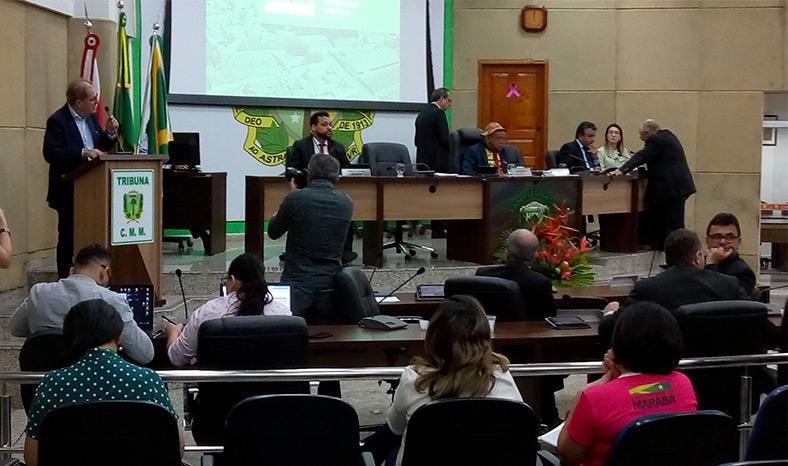 Prefeitura de Marabá presta contas do 2º quadrimestre de 2019
