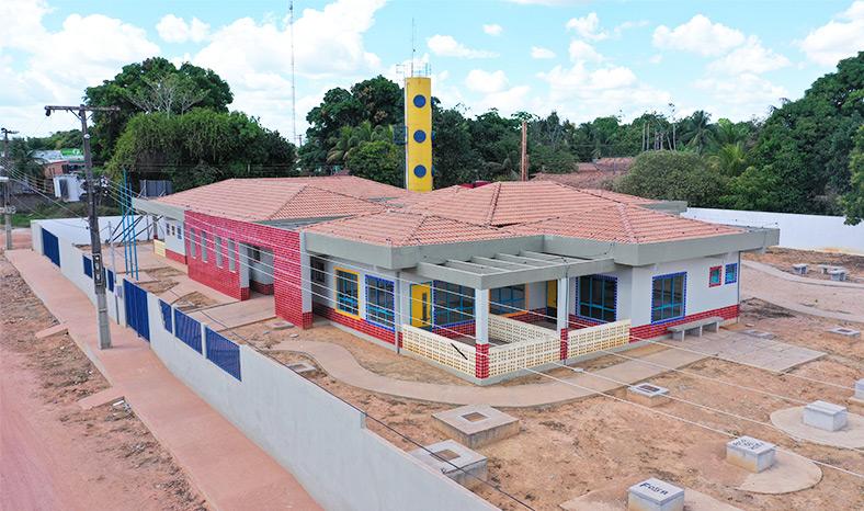 Prefeitura investe mais de R$ 10,5 milhões em construção de escolas e NEI's na zona rural
