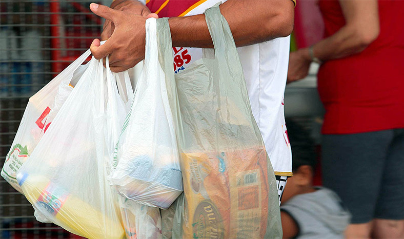 Uso de sacolas plásticas fica proibido no Pará