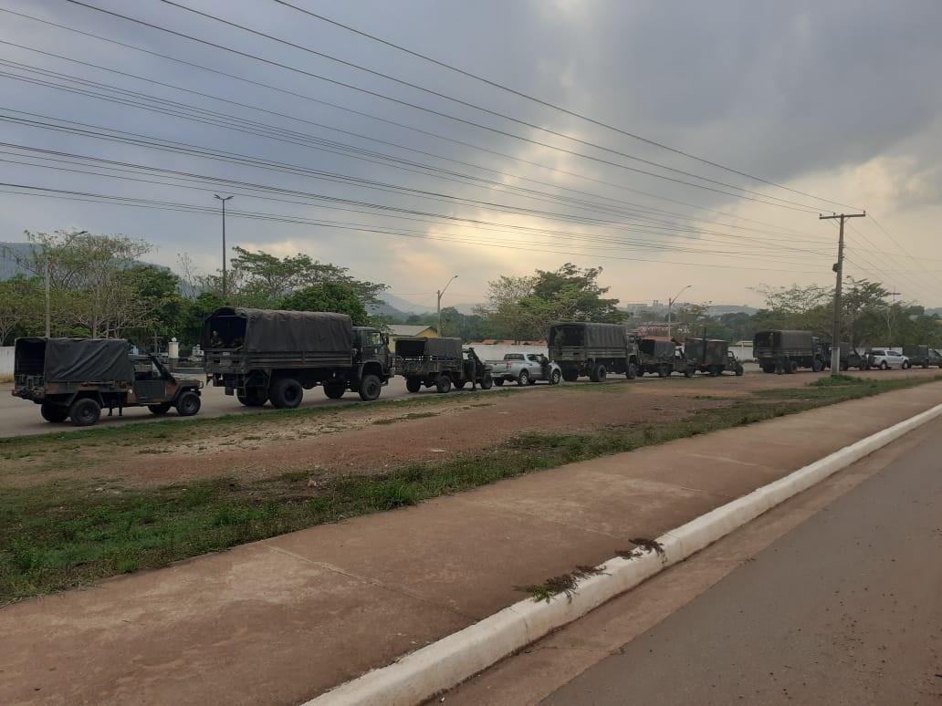 PF faz megaoperação para fechar garimpo em Marabá