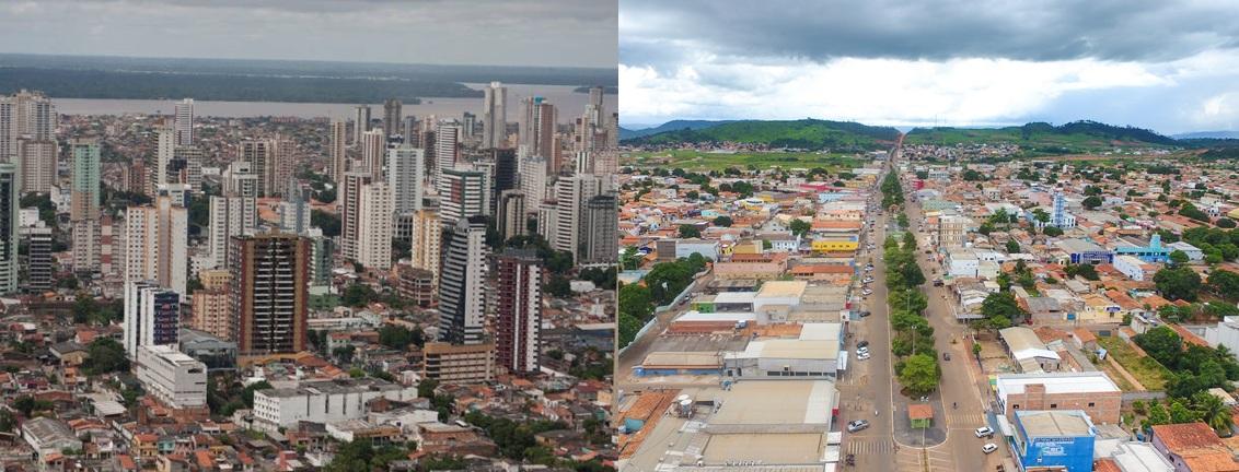 Belém e Canaã dos Carajás disputam maior contracheque do Pará; veja ranking
