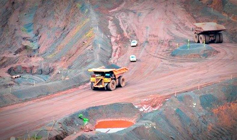 Atividade industrial do Pará registra maior queda do país