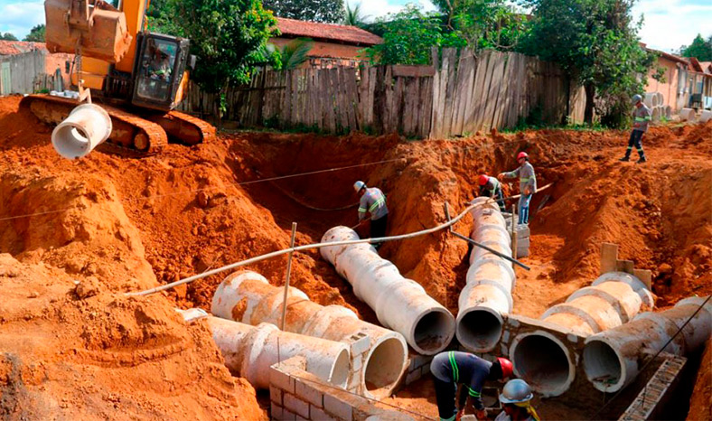 Bairro Linha Verde vai receber asfalto e drenagem em Parauapebas