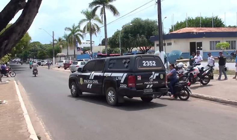 """Dois presos na """"Operação óleo de peroba"""" transferidos de Tucuruí para Belém"""