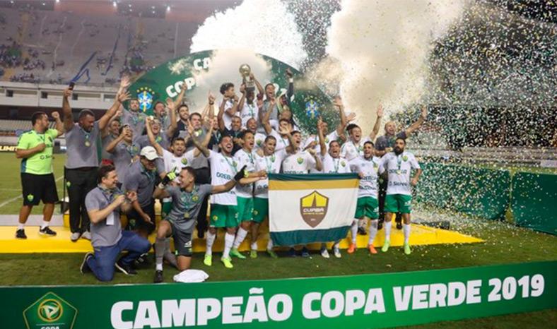 Em jogo emocionante, Cuiabá é campeão da Copa Verde