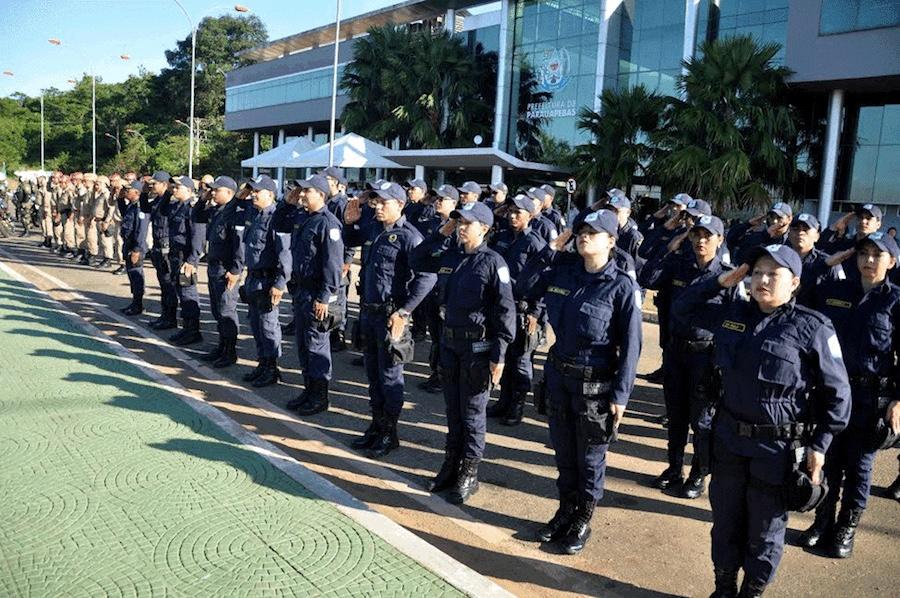 TJPA autoriza que guardas municipais de Parauapebas usem arma de fogo