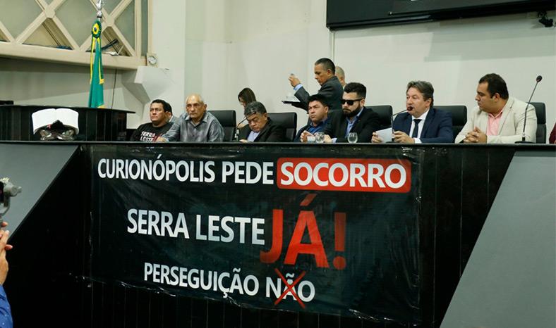 Licenciamento para Projeto Serra Leste esquenta confronto político em Curionópolis