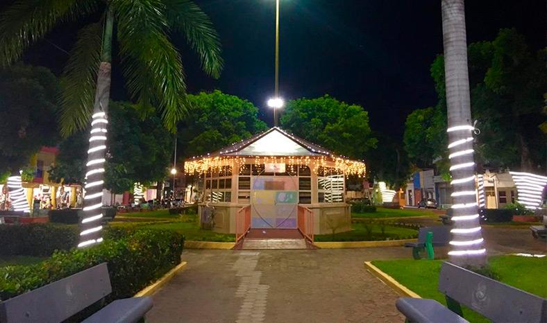 Natal iluminado de Marabá é um dos mais econômicos da região