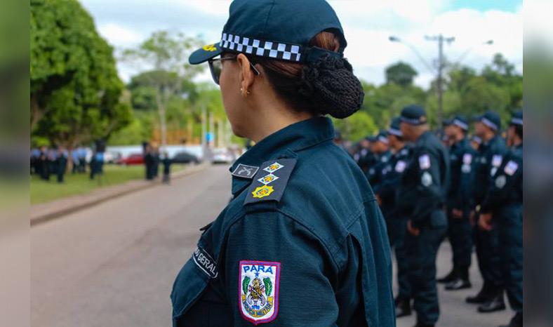 Novo fardamento da PM do Pará resgata cores da bandeira do Estado