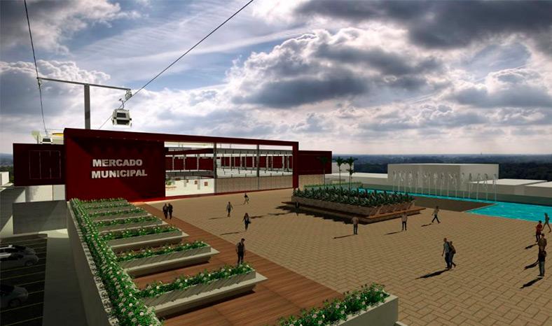 Prefeitura de Parauapebas vai refazer mercado do Rio Verde - Blog do Zé Dudu