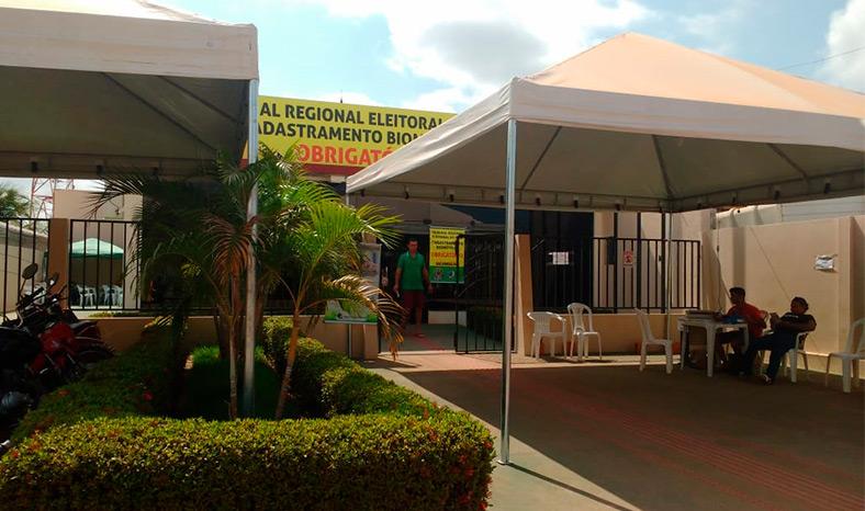 Sete mil eleitores ainda não foram ao Cartório Eleitoral de Jacundá