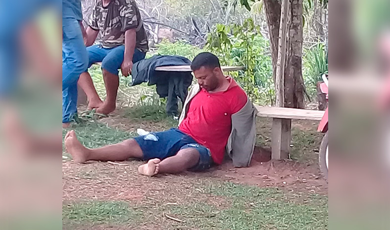Suspeito de roubo é linchado na Vila Pajé, em Jacundá