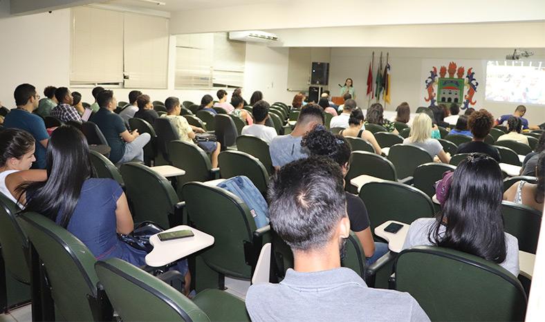 Ufra Parauapebas tem Seminário de Integração e Iniciação Científica