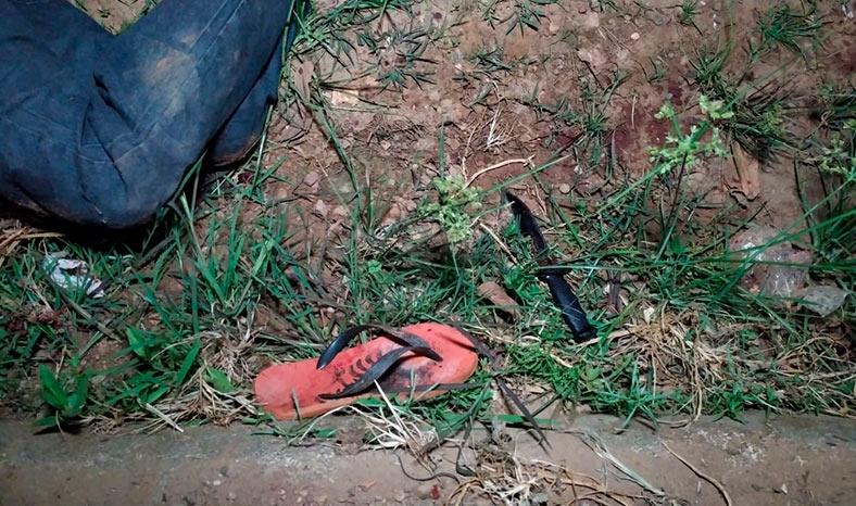 Usuário de drogas mata traficante com sete facadas em Parauapebas