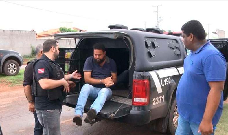 Juiz determina devolução dos bens do vereador Júnior Garra, de Canaã