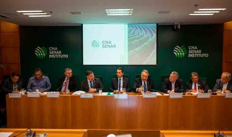 CNA discute em Brasília ações para ajudar produtores rurais do Norte
