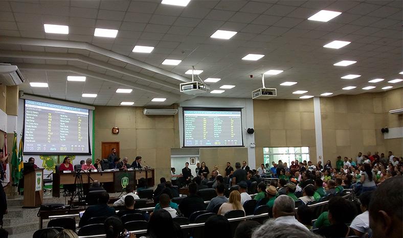 Em sessão polêmica, Câmara aprova Orçamento de Marabá para 2020