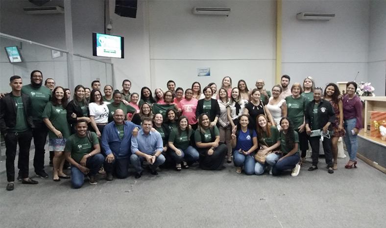 Realizada a II Mostra de Experiências Exitosas da Secretaria de Saúde de Parauapebas