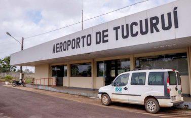 Prefeitura de Tucuruí pretende terceirizar operação de aeroporto por R$ 3,2 milhões